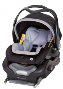Infant car seat for 0 to 24 months