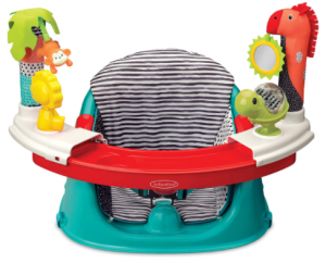 Infantino baby booster seat