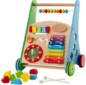 push and pull baby walker